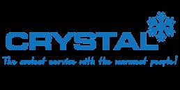 Crystal Logo Bluenb