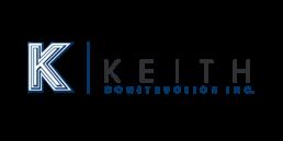 Keith Constuction Logo